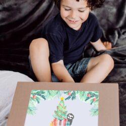 Chill n Feel - Weihnachtliche Geschenkverpackung