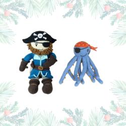 Weihnachtsgeschenk für Brüder_Piraten