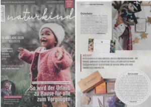 Chill n Feel im Naturkind Magazin 2020-11