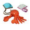 Geschenk für Frühchen_Krabbe_Mütze