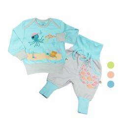 Baby Kleidung//Kinder Pyjama Winterjacke Baby Strampler Cuddle Club Baby Erstausstattung aus Fleece Baby Body f/ür Neugeborene bis 4 Jahren Geschenk zur Geburt