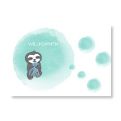 Postkarte für Frühchen (2)
