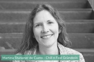 Martina Sturainer de Cueto_Chill n Feel Gründerin