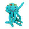 Oktopus Kuscheltier Sanny aus Bio-Baumwolle (1)