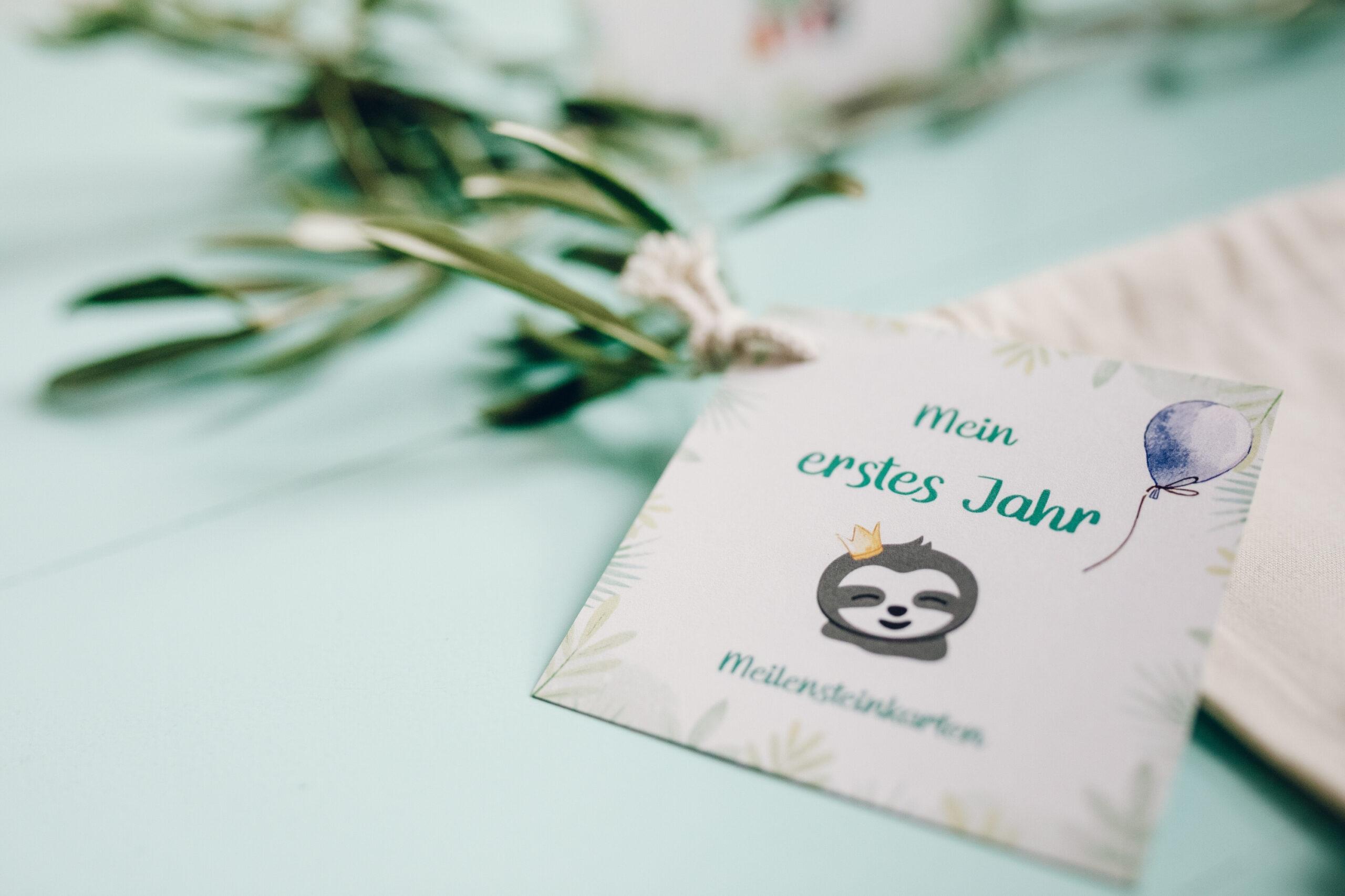 aultier Geschenke_Baby Meilensteinkarten (1)