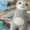 Faultier Junge Chill aus Biobaumwolle