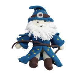 Zauberer Puppe Merlin aus Bio Baumwolle (1)
