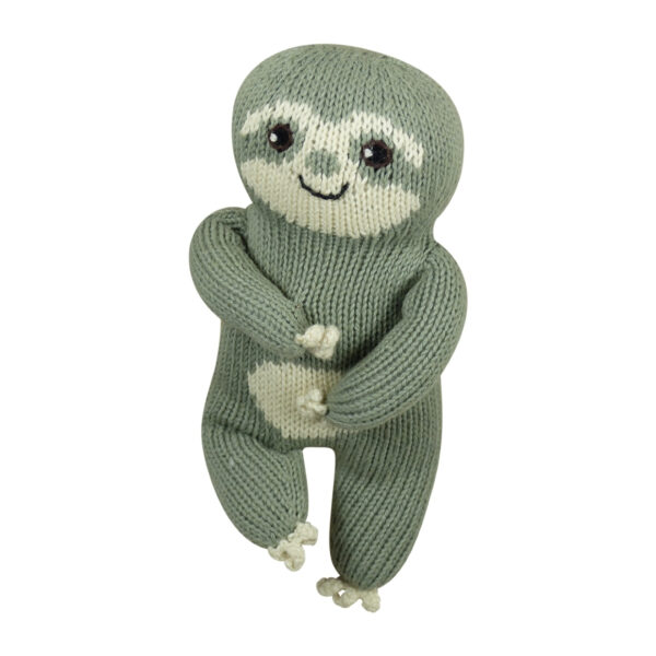 Faultier Baby Chilly aus Bio Baumwolle (2)