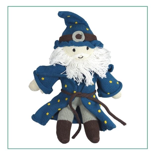 Zauberhafte Babyparty Geschenke_Zauberer Puppe Merlin (2)