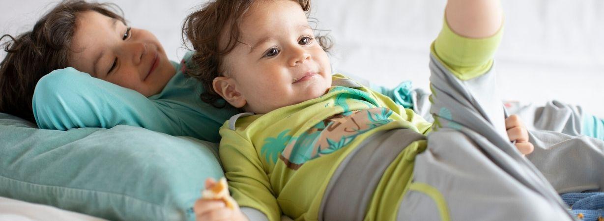 Chill n Feel - Babykleidung die bei Bauchweh wärmt