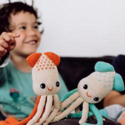 Kraken_Kalmares_Geschenk für Baby Zwillinge (1)