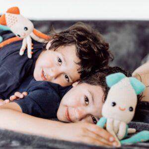 Kraken_Kalmares_Geschenk für Baby Zwillinge (2)