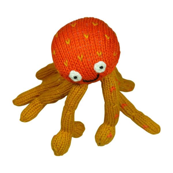 Baby Kuscheltier Krabbe Pablo aus Bio Baumwolle_Frühchen (1)