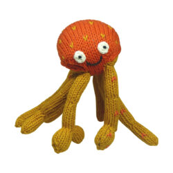 Baby Kuscheltier Krabbe Pablo aus Bio Baumwolle_Frühchen (2)