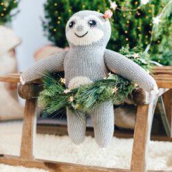 Chill n Feel_Faultier_Weihnachtsgeschenk